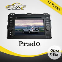TOYOTA Prado Car auto DVD and GPS BT Ipod TV Radio