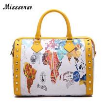 brand handbag pvc handbag