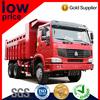 Quality Guarantee Sand Rock Truck 10 wheel Dump Truck for sale