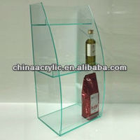 acrylic pop up display shelf---2013 new products
