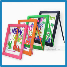 Educational toys for kids 18.0*22.5cm erasable magnetic drawing board