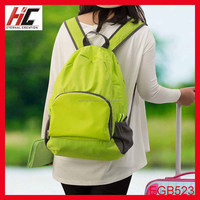 Wholesale folding waterproof backpack manufacturers china