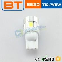 Car Led Light T10 Turn Signal/Brake Light T10 5W5 5050 Led Light