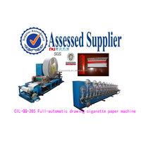 Automatic Cigarette Gluing and Slitting machine Industrial Cigarette Rolling Machine Cigarette Production Machine CIL-QQ-285