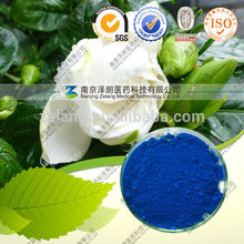 dyes and pigments food grade Gardenia seed extract
