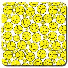 TSAUTOP Gurantee 5 Years Happy Smile Face Cartoon Bomb Stickers Car Wraps Vinyl
