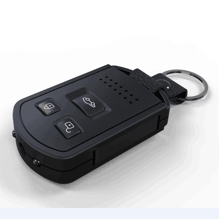 key fob spy camera instructions