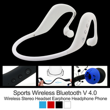 New wireless stereo bluetooth headset in ear-hook / Sport Bluetooth Headset for LG iPhone 6 Plus Samsung