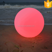 swimming pool led orb ball lighting /Glowing LED Spheres/ LED waterproof balls