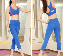 New Custom Design Hot Fashion Woman Sexy Fitness Yoga Sport Inner Wear