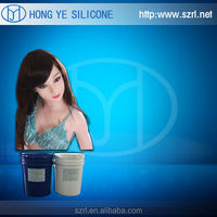like real skin silicone rubber for sex dolls