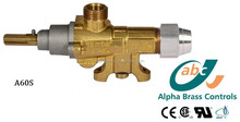 CE CSA commercial listed safety gas stove Oven burner control valve