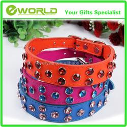 Wholesale pearl collar for dog used dog training collar rhinestone dog necklace