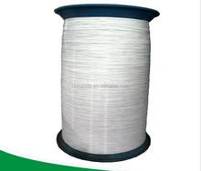 standard di colore bianco legare rivestito di nylon vincolante