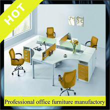 Japanese High Quality Office Furniture Frosted Acrylic Desk Screen Clear Office Partitions