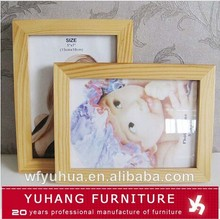 Lovely Eco-friendly Wood Photo Picture Frame for Baby