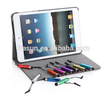 Wholesale small short mini touch screen stylus pen for ipad