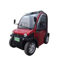 Popular in America Green Energy Benci Mini Four Wheel Electric Car