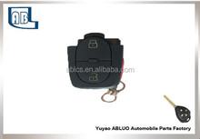 Black hot sale high quality 2 +1button Volkswagen folding key head