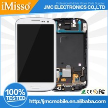 2015 Original Mobile Phone LCD Mobile Phone Screen Touch Screen Digitizer for Samsung Galaxy S3 i9300 LCD Screen