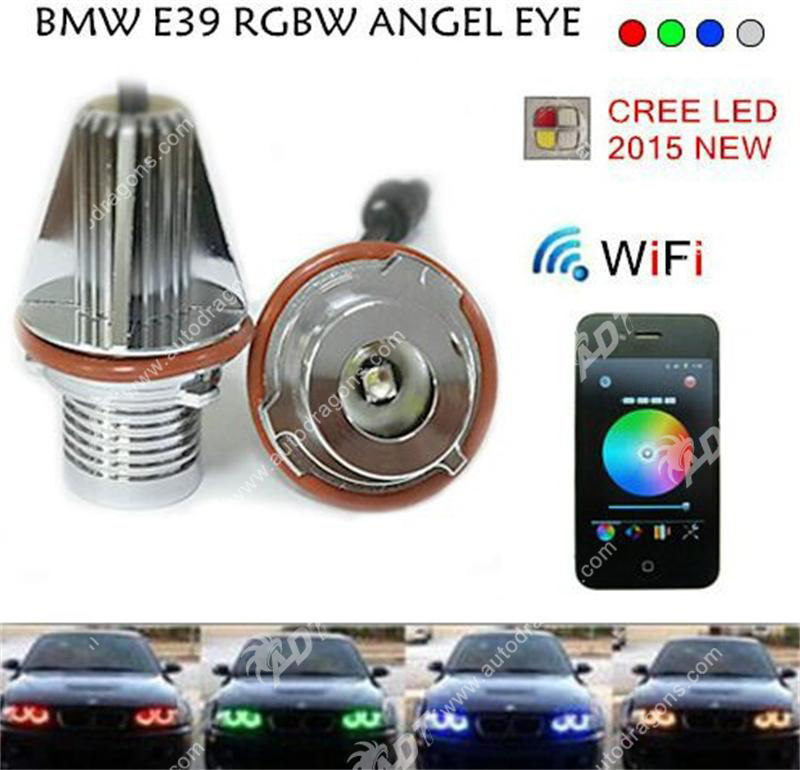 Hot Sell 2015 New Products Phone Control Wifi Rgb Led Marker Angel ...