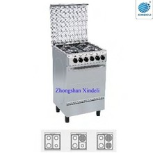 Mirror stainless steel body Cooking Range