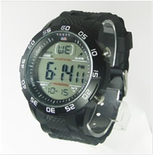 multi-function good quality digital customs logo unique mens watches
