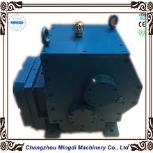 Brushless Motors CVT Cylindrical Gearbox Transmission Parts With Electric Motor