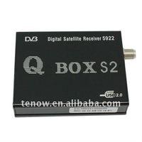 USB TV Tuner DVB-S2 Satellite TV Box