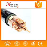 11KV 3*300mm2 240mm2 185mm2 150mm2 Low Voltage XLPE Armoured Copper Power Cable