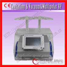 Ultrasonic 5 in 1 Cavitation Fat Cellulite Toner and Slimming Machine