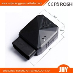 High Quality OBD 302 II GPS GSM Tracker easy to install and use mini gps tracker for cat