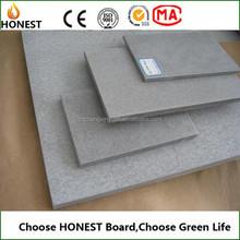 Classe A1 incombustible matériau de fibers de ciment tile cheap