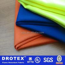 100%Cotton wholesale used fire retardant clothing manufacture