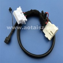 2015 new product obd2 wiring harness y cable cars diagnostic tools