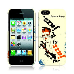 custom Cases for iPhone 5, punk style phone case for iPhone 5s