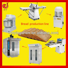 2014 commercial bakery equipment/bread production line