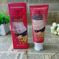 Chili and Ginger Slimming creams Chinese herbal losing weight fat burning 120ml/bottle slimming gel free shipping