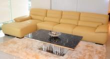 latest sofa design leather lounge suites genuine leather sofa J832