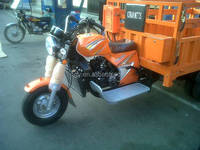 2014 cargo tricycle three wheel motorcycle KN200ZH-9