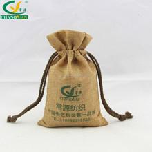 Custom printing Eco-Friendly Laminated jute pouch bag