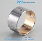 Connect Rod Bush,Con Rod Bimetal material Bearing,PVB032 Split Connecting Rod Bearing
