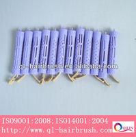 Wonderful perm rollers, plastic hair rod