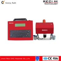 2015 Hot Sale Trade Assurance Dot Peen 2D Barcode /VIN Code Marking Machine