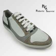 brand new sports shoe with Roberto Guerrini logo