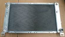 cooling aluminum radiator for CHEVROLET/GMC C/K SERIES PICKUP SUBURBAN AT