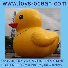 inflatable yellow duck /giant inflatable duck/giant inflatable promotion duck