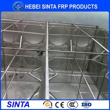 New products hot sale promotion stainless steel panel water tank price