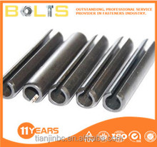 DIN7 stainless steel round Parallel pins