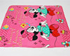 GCEBKT141 2015 knitting patterns baby blanker animanl with pink leopard print baby